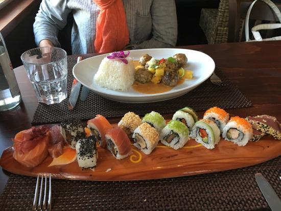 Picture of maori pacific rim cuisine for Afghan cuisine sugar land menu
