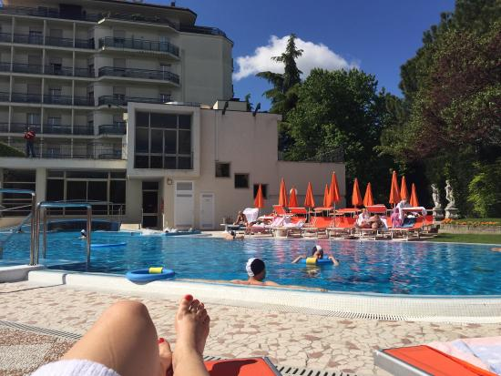 Soggiorno meraveglioso ! - Picture of Hotel Eliseo Terme ...