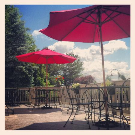 Mountville, Pensilvania: Outdoor Seating Available
