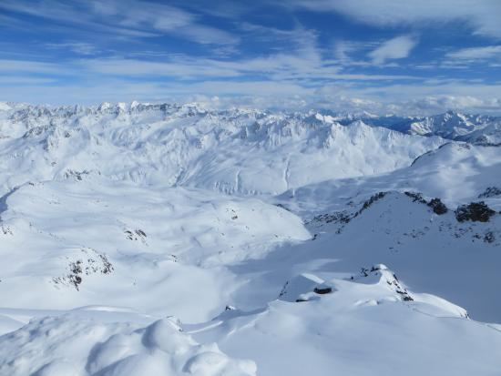 Ob Andermatt - Top of Gemsstock