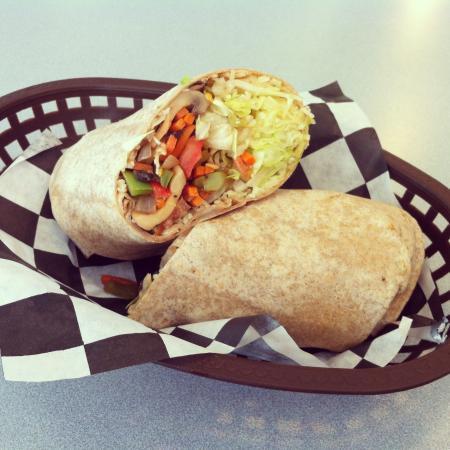 Mountville, Пенсильвания: Veggie Wrap