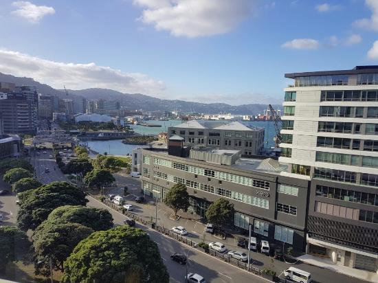 Amora Hotel Wellington: 20160429_153457_large.jpg