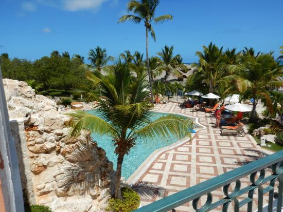 Sanctuary Cap Cana by AlSol: View of one of the five pools.