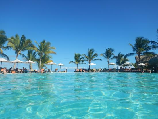 Sanctuary Cap Cana by AlSol: One of the Five Pools