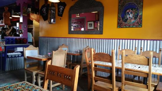 El Prado, نيو مكسيكو: Small dining room