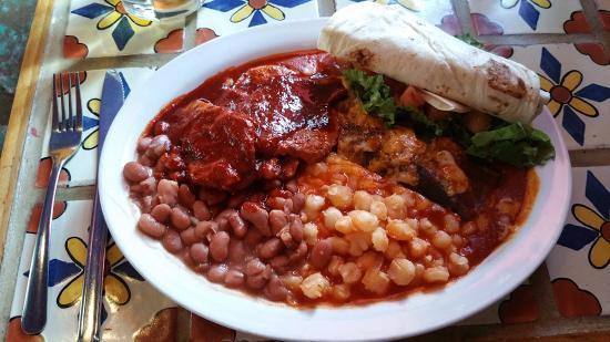 El Prado, نيو مكسيكو: Not sure what it was but it was good