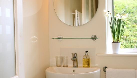 Woodbridge, UK: Bathroom