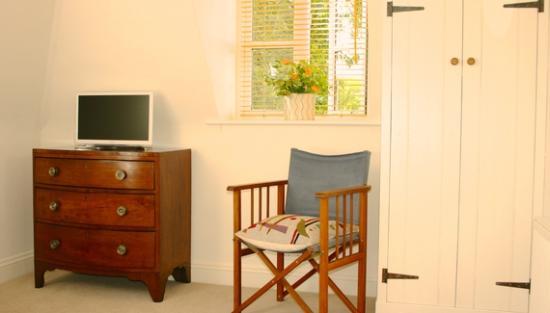 Woodbridge, UK: Double Bedroom