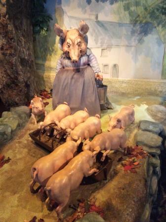 Боунес-он-Уиндермир, UK: At Beatrix Potter
