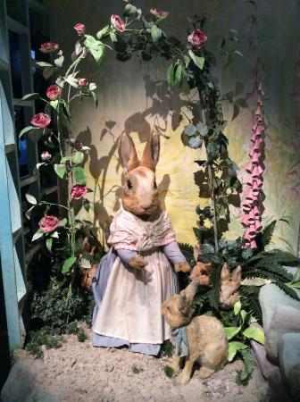 Bowness-on-Windermere, UK: At Beatrix Potter