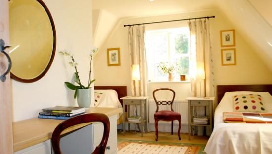 Woodbridge, UK: Twin Bedroom