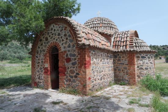Kalloni, Hellas: Cute little building