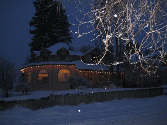 Cranbrook, كندا: Winter in Cranbrook