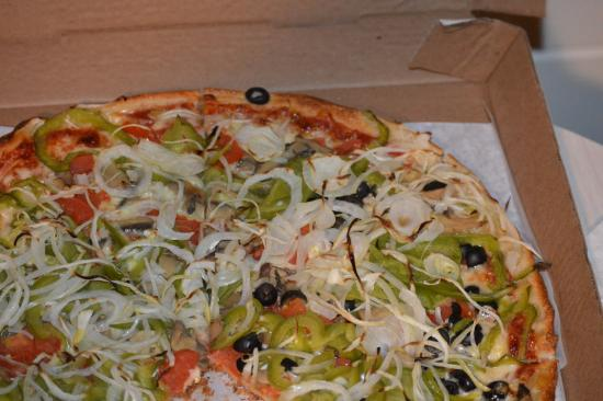 Georges Pizza Image