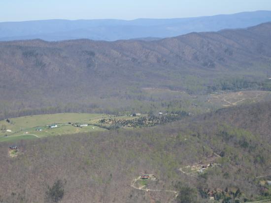 Appalachian Trail: Spectacular view