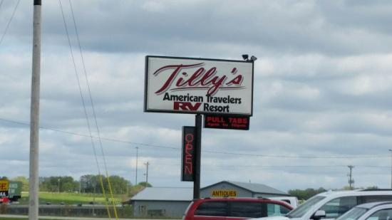 Tilly's Bar and Grill