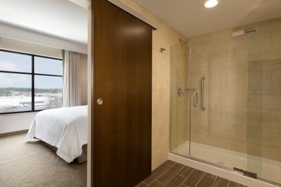 North Canton, OH: King one bedroom bathroom