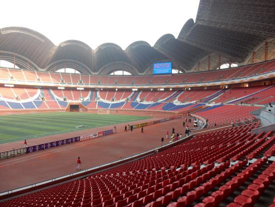 stadion pjöngjang