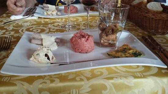 Castagnole Lanze, Italia: Un amore di posto