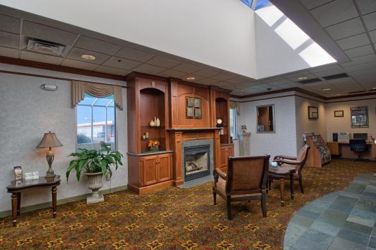Medallion Hotel: Lobby