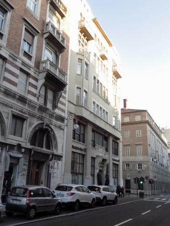 Palazzo della Banca di Praga - Budova Prague Bank