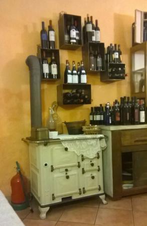 Ristorante l 39 arrugginita in biella con cucina italiana - Cucina seconda mano biella ...