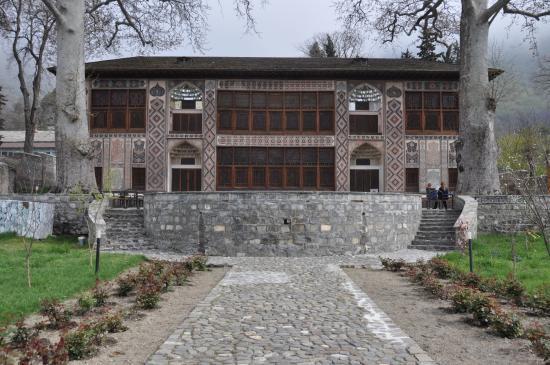 Palazzo di Sheki Khan.