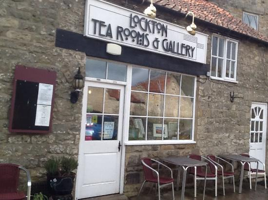 Lockton tea rooms and gallery restaurant reviews phone for Best restaurants with rooms yorkshire