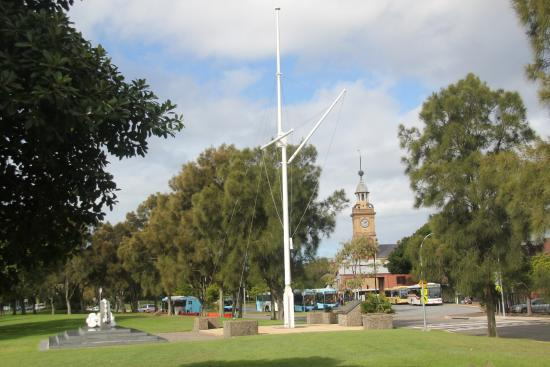 Newcastle Mercantile Marine Memorial