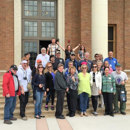 Paso Robles, Kaliforniya: North American Travel Journalists Association