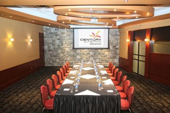 Century Casino and Hotel Edmonton : Banquet Favilities