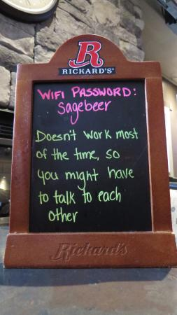 Sage Pub & Liquor Store : Good Point