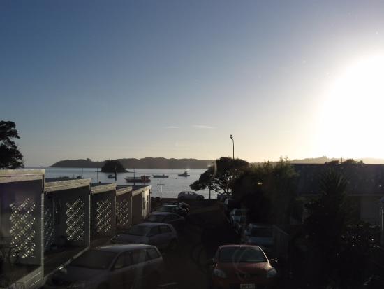 Ala-Moana Motel: Morning View from Room #9