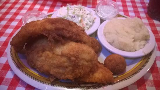 Kingsport, TN: All You Can Eat Catfish