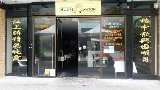 House of Canton