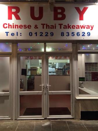 Ruby Chinese Take Away
