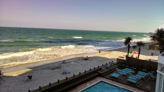 Waters Edge Resort In Garden City Beach, SC Is Amazing. The Views Are Breath