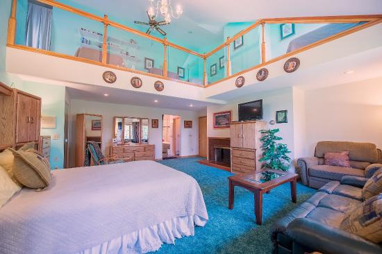 Alaska House of Jade Bed and Breakfast : Master Suite