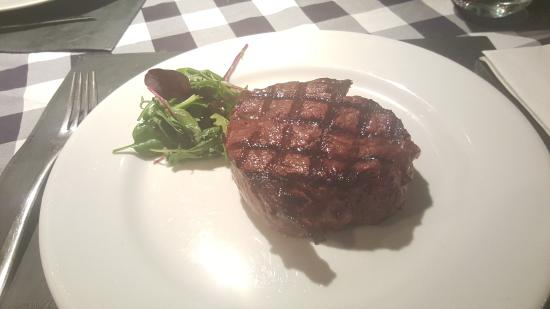Purley, UK: Filet Steak (Lomo)