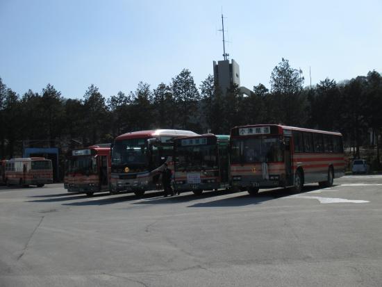 Kominato Tetsudo - Bus