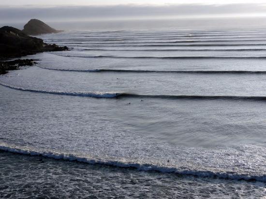 Puerto Malabrigo, Peru: la ola perfecta mas larga del mundo esta en chicama lo maximo!!!