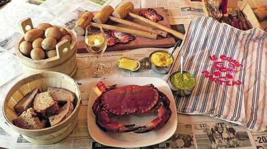 le crabe marteau lorient restaurant reviews phone number photos tripadvisor. Black Bedroom Furniture Sets. Home Design Ideas