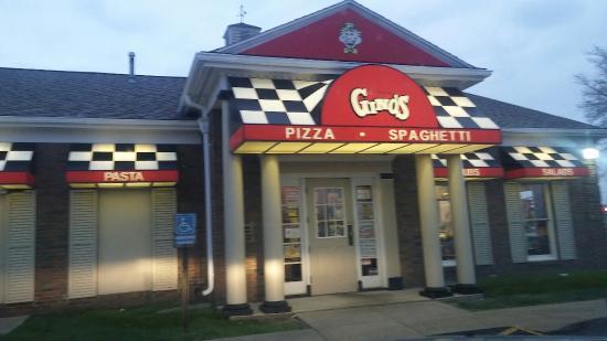Gino's Pizza-Spaghetti