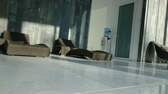 Palanga Spa Luxury: Pool area