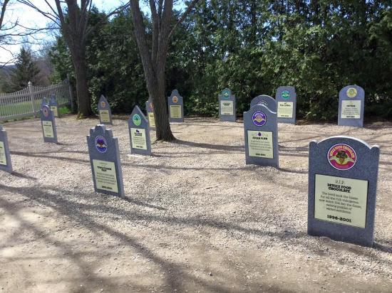 Waterbury, VT: Flavor graveyard