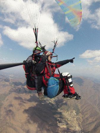 Yangpyeong Paragliding Park