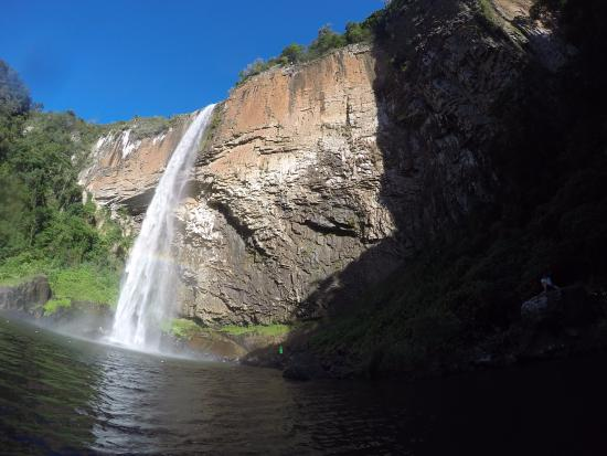 Cascata do Chuvisqueiro