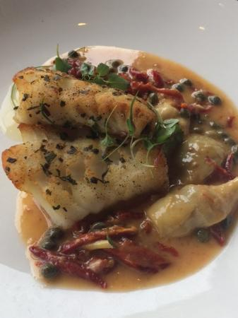 Edgewater, Nueva Jersey: Cod Entree Is One of My Best