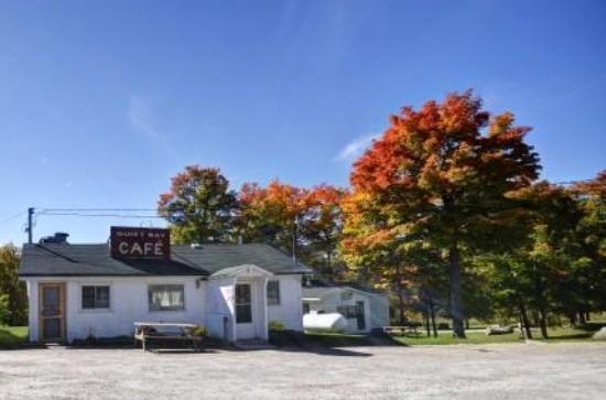 Quiet Bay Cafe: Quiet Bay Café Welcome