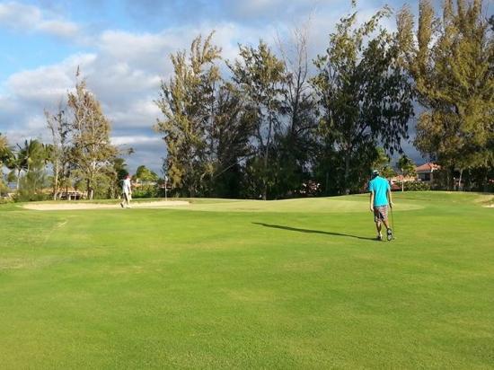 Waikoloa, Hawái: Nice course